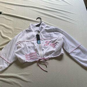 lf crop jacket